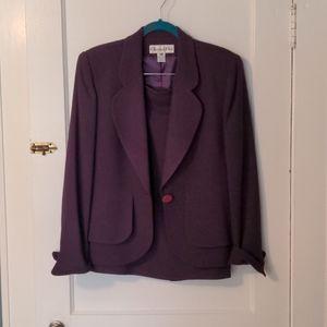 Christian Dior vintage suit, 12p